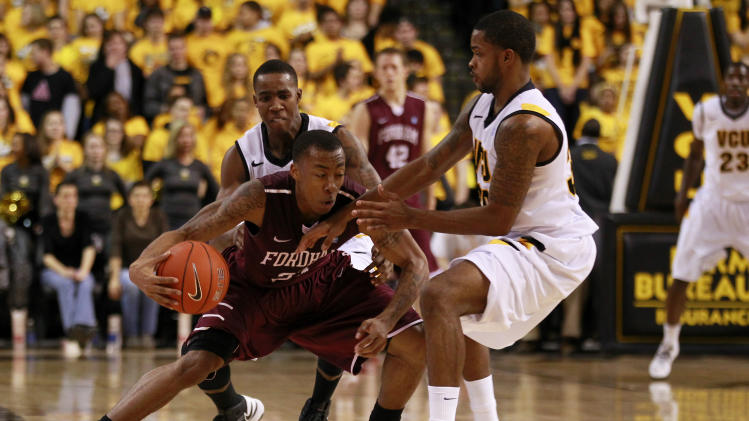 NCAA Basketball: Fordham vs Virginia Commonwealth