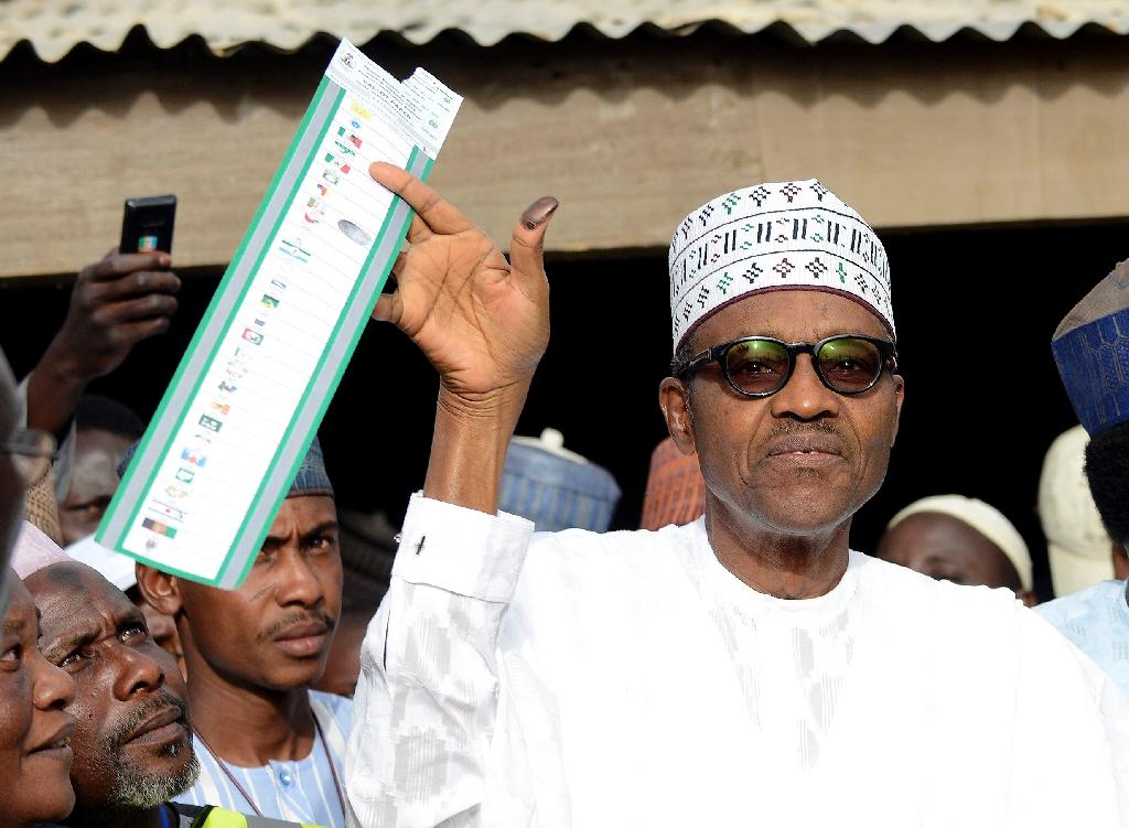 Buhari wins narrowly in Nigeria's largest city Lagos