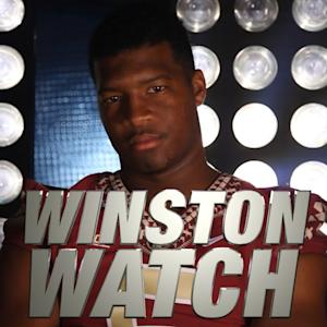 #SecondHalfJameis | Winston Watch