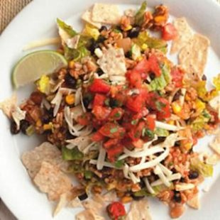 Vegetarian Taco Salad and More Crowd-Pleasing Summer Dinner Salads