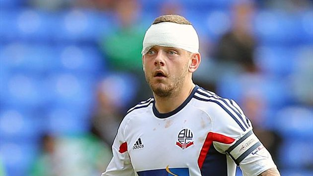 Bolton's Jay Spearing was named the Championship Player of the Year at the Northwest Football Awards.