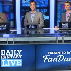 DFL crew discuss their lineups: 6/1