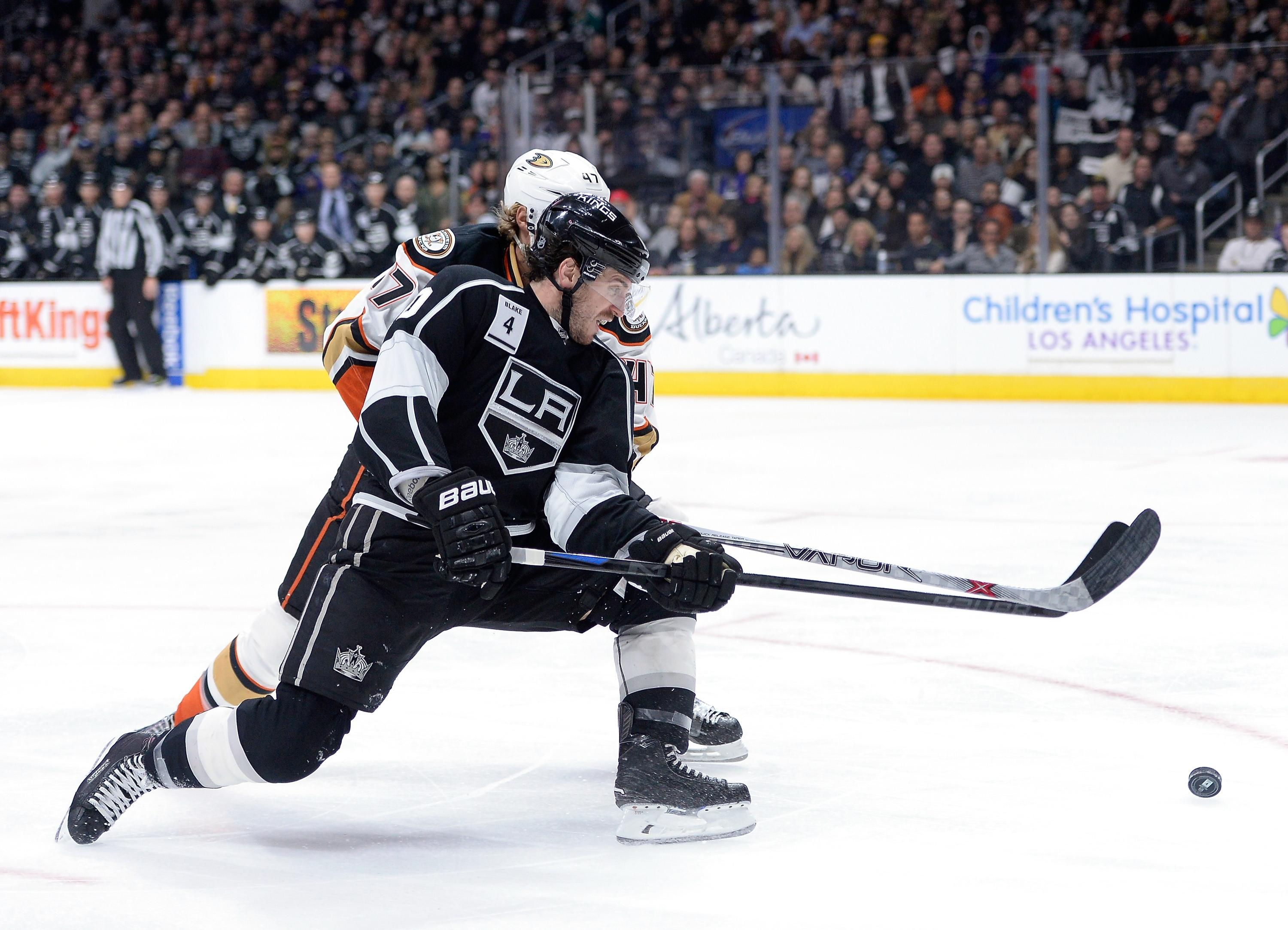 Mike Richards put on waivers by LA, unlikely to be claimed