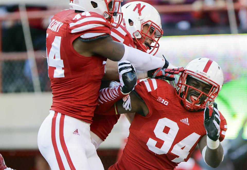 Dramatic victory keeps Nebraska's season on track