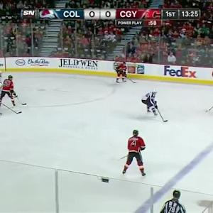 Colorado Avalanche at Calgary Flames - 12/06/2013