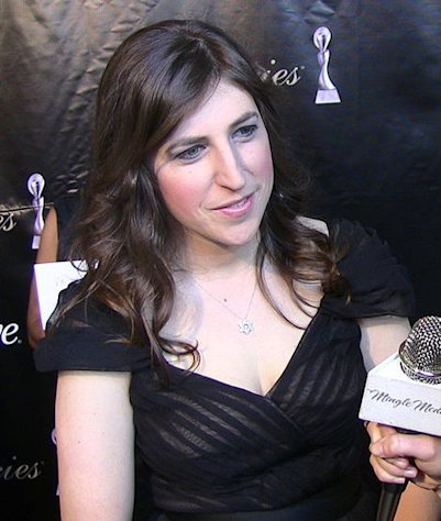 "Mayim Bialik is just one of the reasons ""The Big Bang Theory"" is a great show."