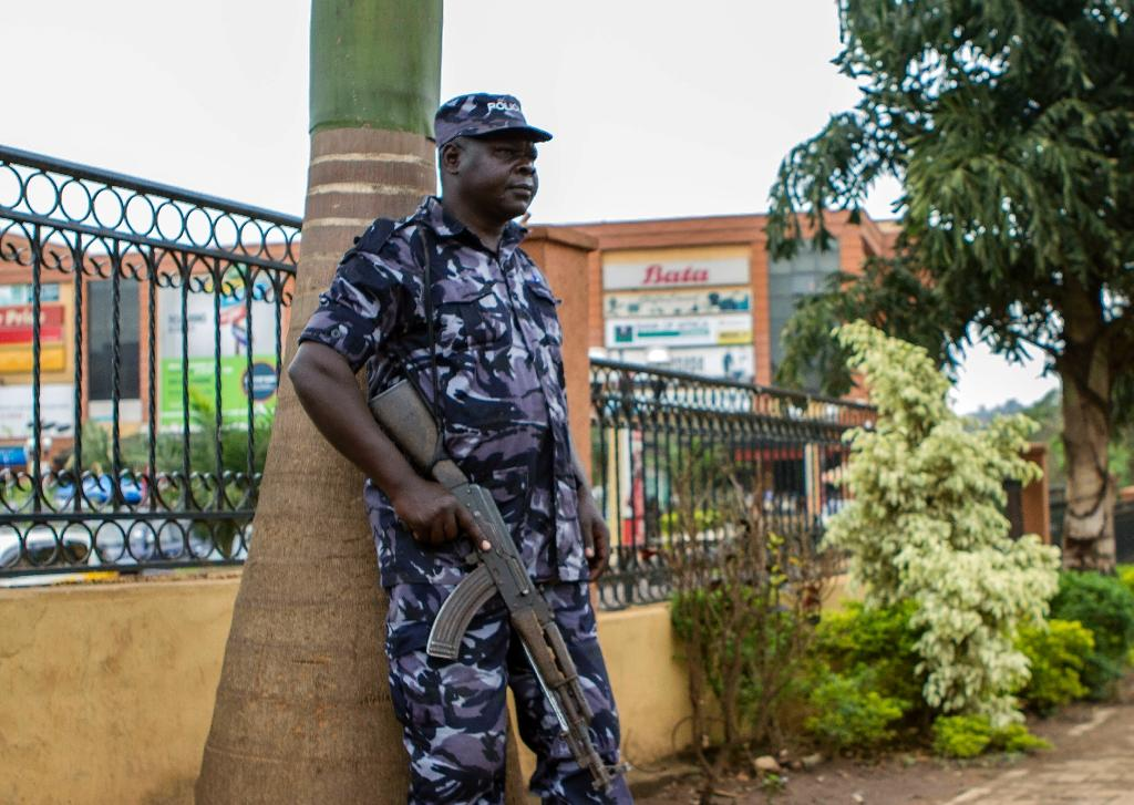 Uganda police hunt terror suspect planning attacks on foreigners