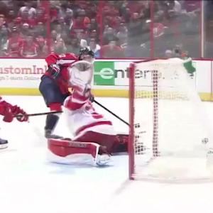 Holtby's long pass sets up a Kuznetsov tally