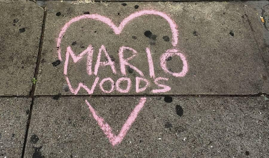 Who Is Mario Woods? The Story Behind the Name on Beyoncé's Dancers' Sign at the Super Bowl