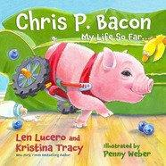 "Chris P. Bacon, ""Pig On Wheels,"" Teams Up With Charitable Organizations to Bring Positive Messages to Children Through His First Book"