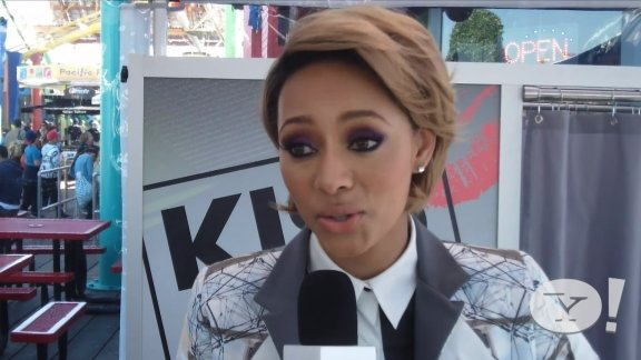 Keri Hilson talks new music …