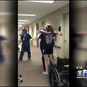 Viral Video Of Nurse & Patient Touching Hearts