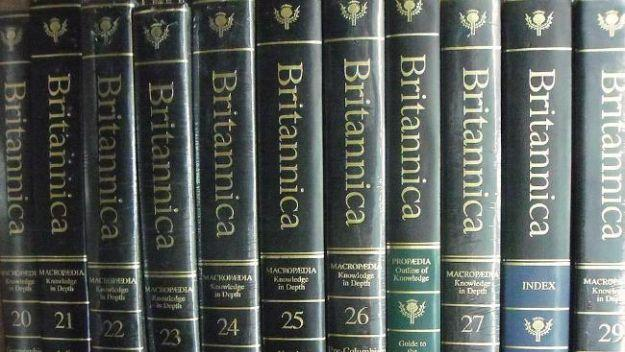 Encyclopedia Britannica ends print edition after 244 years, shifts focus to Web