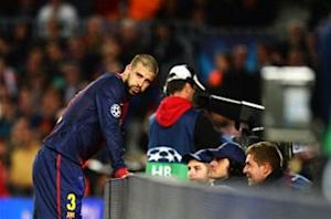 Pique: 'I don't think things would have been different with Messi'