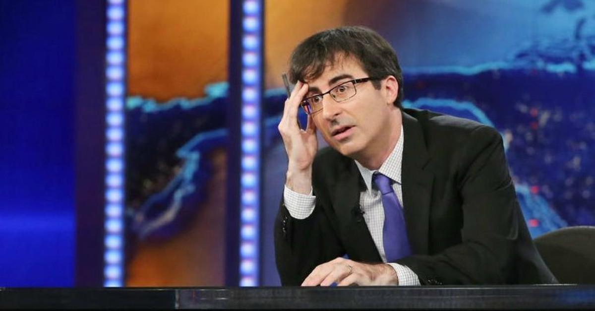 13 Things You Need to Know About John Oliver