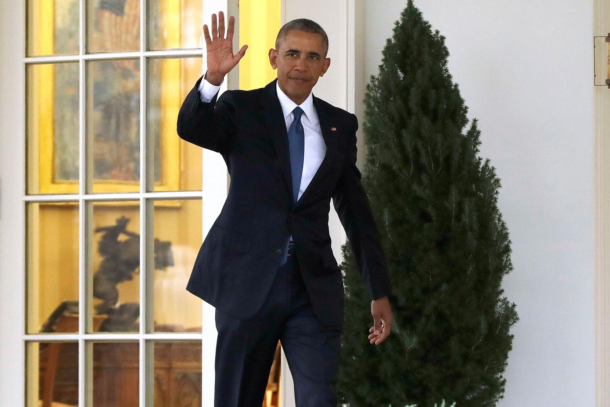 Former President Obama Returns to Personal Twitter Handle: 'Is This Thing Still On?'