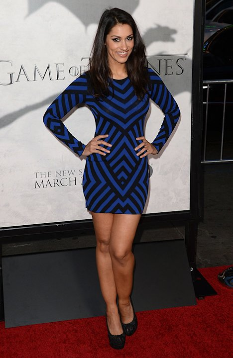 "Premiere Of HBO's ""Game Of Thrones"" Season 3 - Arrivals"