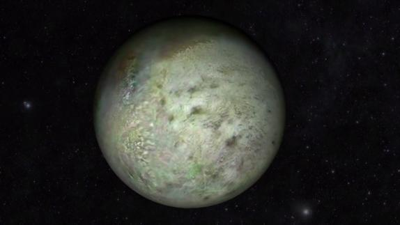 NASA Unveils Best Map Ever of Neptune's Moon Triton (Images, Video)