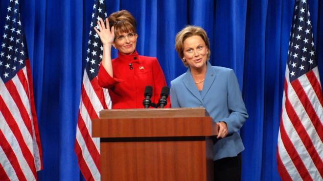 We can only hope that Fey revisits her Palin persona.