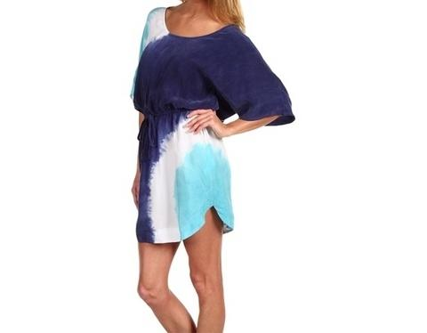 C&C California Sunburst Tie Dye Dress, $102.40, at Zappos