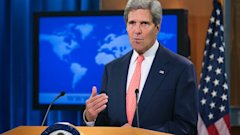AP john kerry jef 130827 16x9 608 Administration Drums Up Congressional Support for Syrian Strike as Lawmakers Demand Consultation