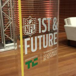 Live Now: Watch 12 Startups Pitch The NFL At 1st And Future Here