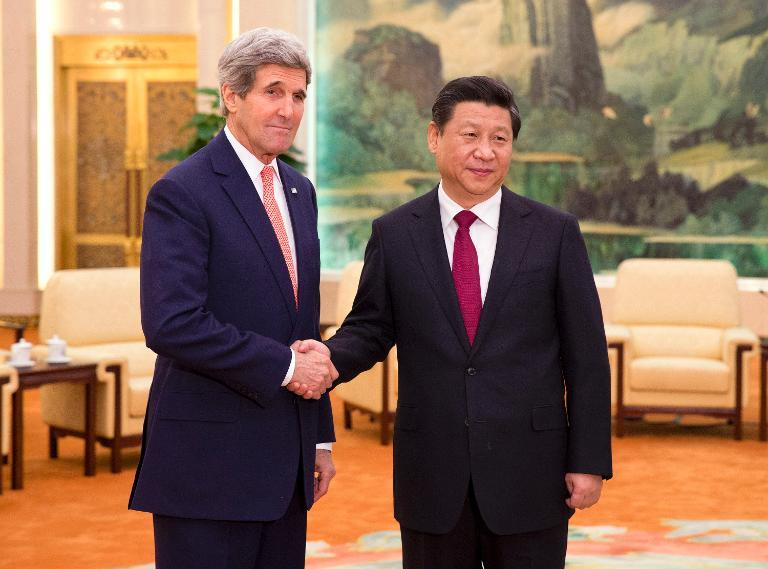 China to help push N. Korea back to nuclear talks: Kerry