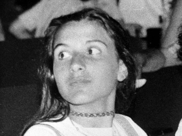An undated file photo showing Italian teenager Emanuela Orlandi, the daughter of a Vatican employee, believed to have been kidnapped after a music lesson in Rome on June 22, 1983 when she was 15-years-old. (AP Photo, File)