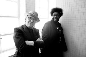 In the Studio: Elvis Costello and the Roots Throw a Punk-Funk Party