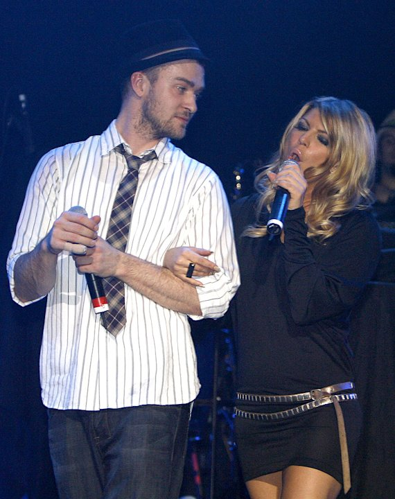 Justin Timberlake, Fergie