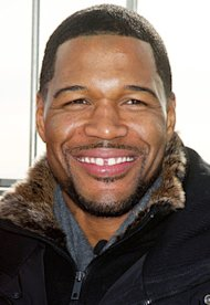 Michael Strahan | Photo Credits: Ben Hider/Getty Images