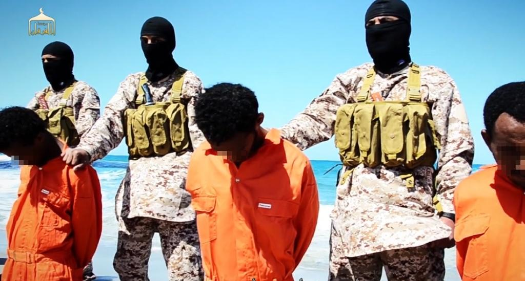 IS shows purported executions in Libya of Ethiopia Christians