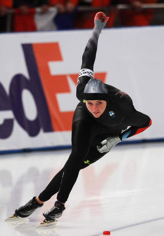 Heather Richardson Of USA Competes Bongarts/Getty Images