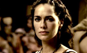 Lena Headey as Gorgo in Warner Bros. Pictures' 300