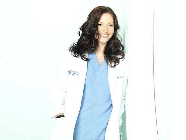 "Chyler Leigh stars as Lexie Grey in ""Grey's Anatomy."""