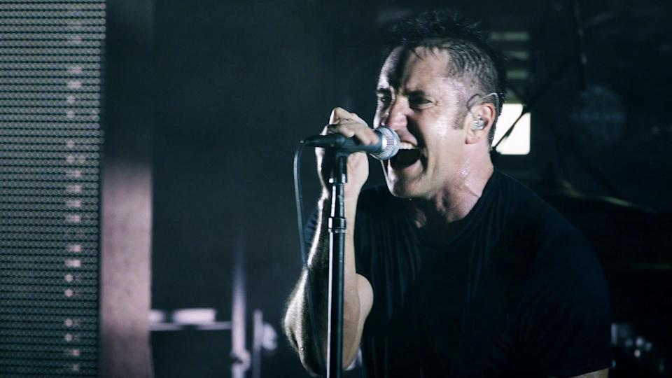 Nine Inch Nails 2013, Pt. 1 (VEVO Tour Exposed)
