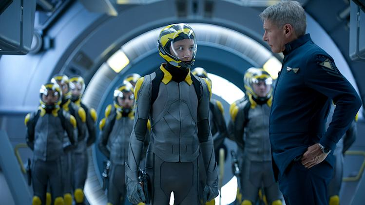 'Ender's Game' Review: Complex Sci-Fi Adventure That Appeals to Children's Inner Adults