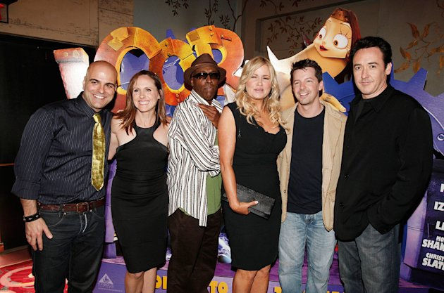 Igor LA Premiere 2008 Tony Leondis Molly Shannon Arsenio Hall Jennifer Coolidge Sean Hayes John Cusack