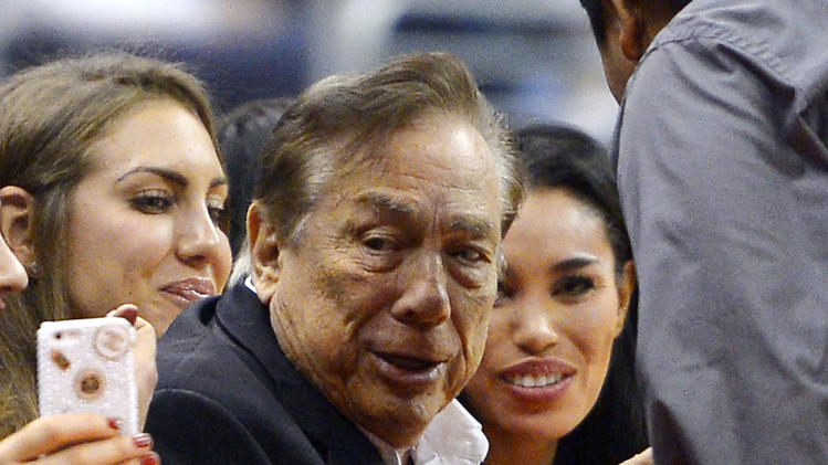 NBA probing alleged recording of Clippers owner