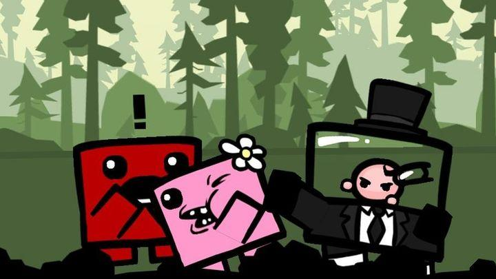 Super Meat Boy comes to PS4 and Vita Oct. 6, but it needed an all-new soundtrack