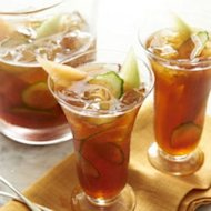 Resep Honey Melon Cucumber Iced Tea