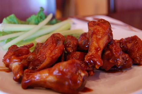Best Chicken Wing Takeout Spots Around Atlanta