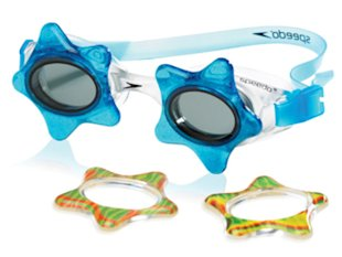 Speedo Kids Neon Wonders Goggles