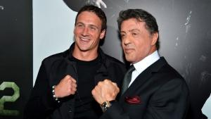 Olympic Athletes Storm the 'Expendables 2' Premiere Party