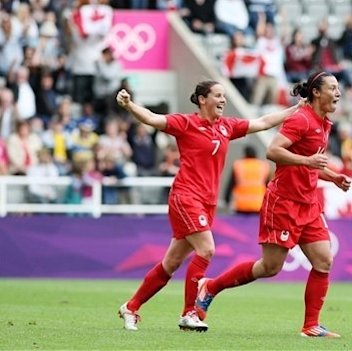 Canada reach quarters in women's Olympic football The Associated Press Getty Images Getty Images Getty Images Getty Images Getty Images Getty Images Getty Images Getty Images Getty Images Getty Images
