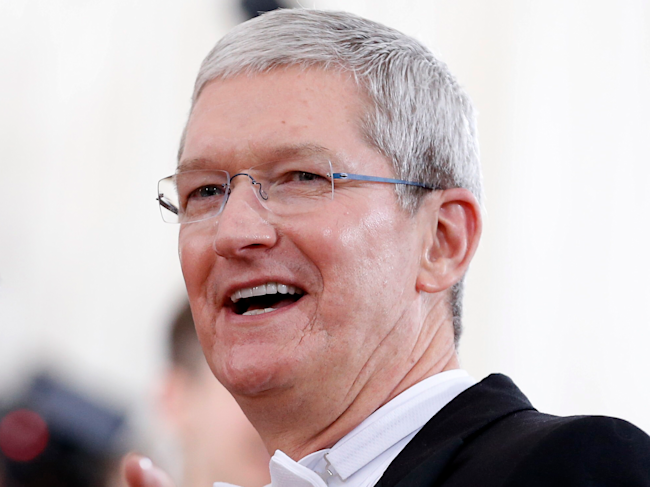 Apple bought at least 3 companies in the past year that nobody knows ...