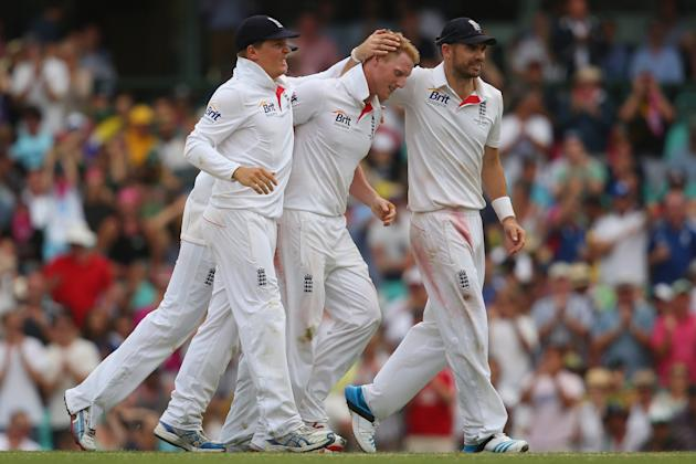 Australia v England - Fifth Test: Day 1