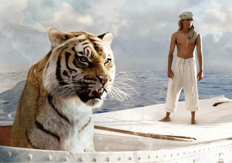 Ang Lee's film 'Life of Pi'