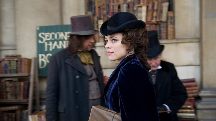Sherlock Holmes Game of Shadows 2011 Warner Bros. Pictures rachel McAdams