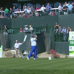 TPC Scottsdale No. 16 Highlights from Round 4